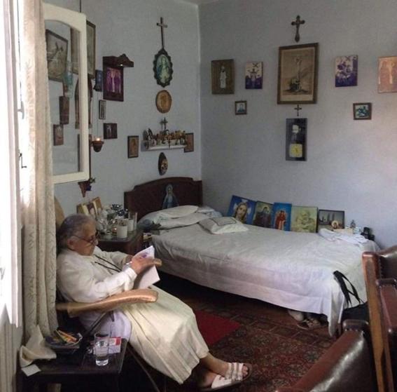 Tassoni Angele (1931 - 2019): An angel of a woman