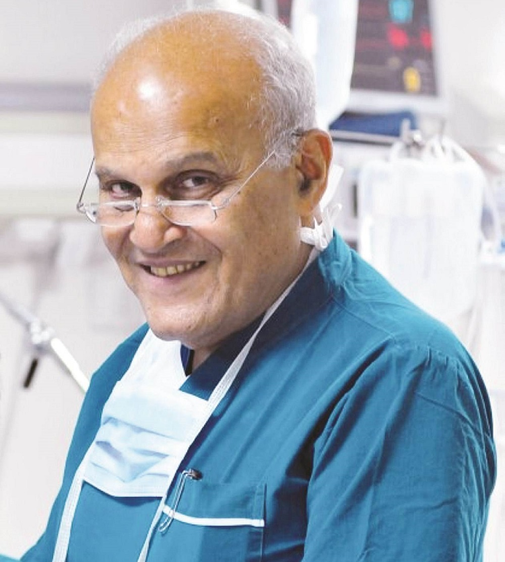 Accolades for Prince of Hearts Magdi Yacoub