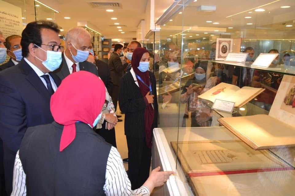 Alexandria University's stunning trove of cultural treasures