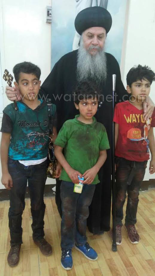 Busloads of Copts heading to monastery killed