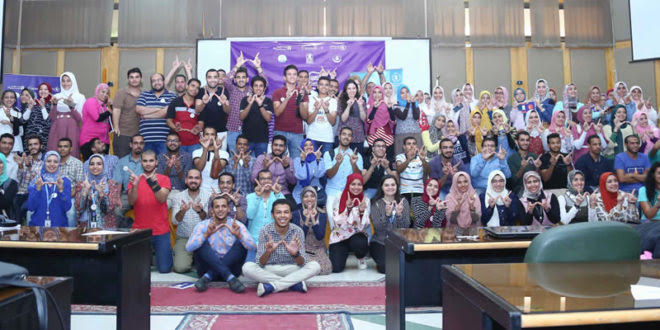 Wikipedia's Her Story-Zero Hunger in Assiut