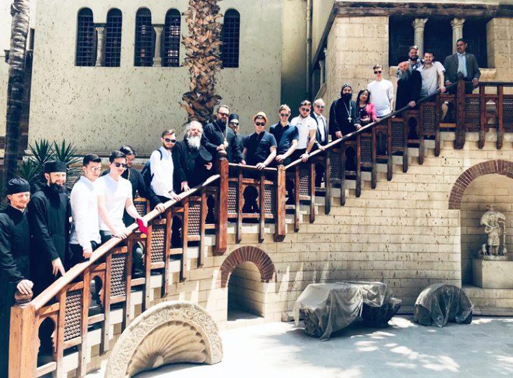 Unprecedented closeness between Coptic and Russian Churches