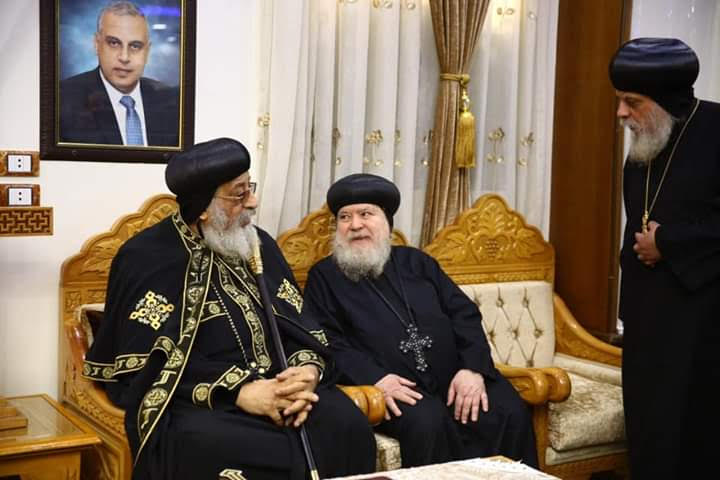 Pope Tawadros II on pastoral visit to Sohag: The blessing and the joy