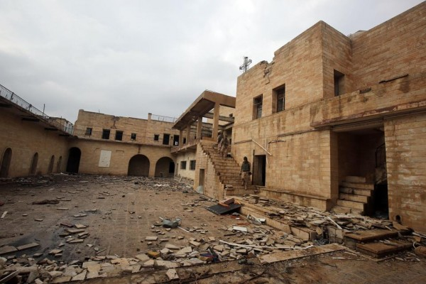 Do Christians face extinction in Iraq?