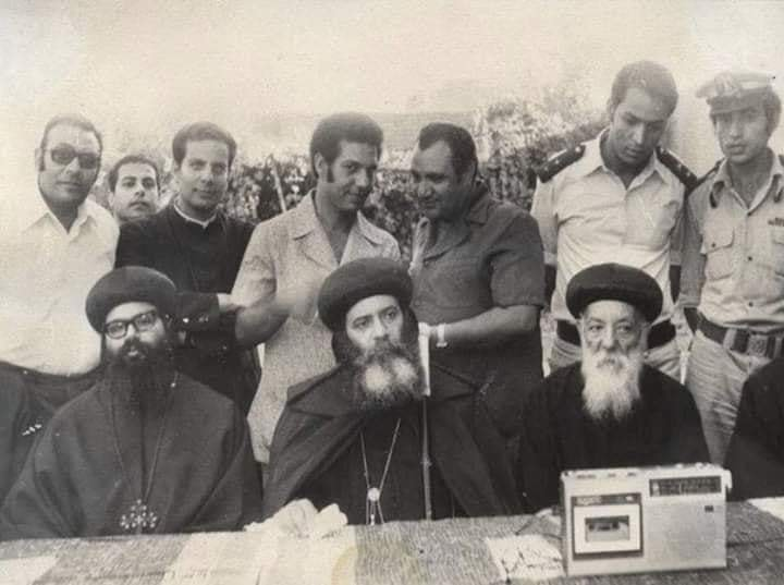 Anba Sarapamoun (1937 - 2020): The perfect monk