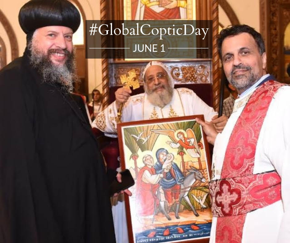 Marking 2nd Global Coptic Day
