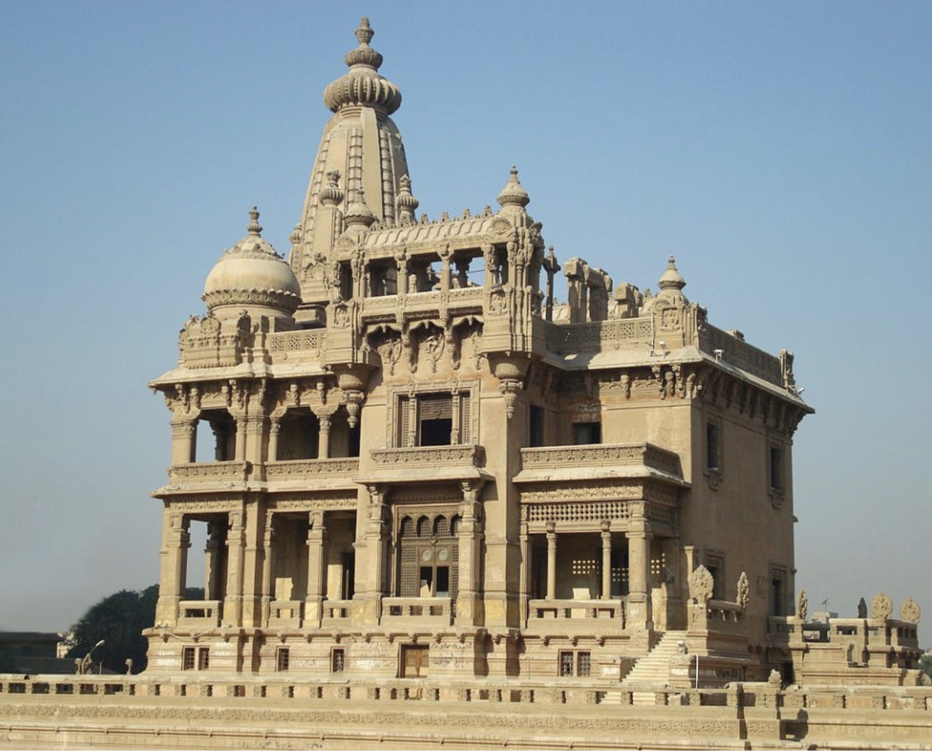 Baron's palace…Story of Heliopolis