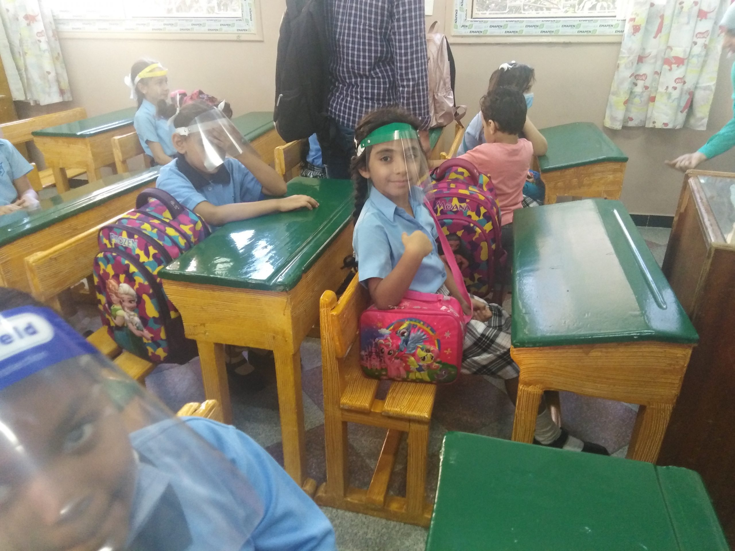 On with education reform under COVID-19