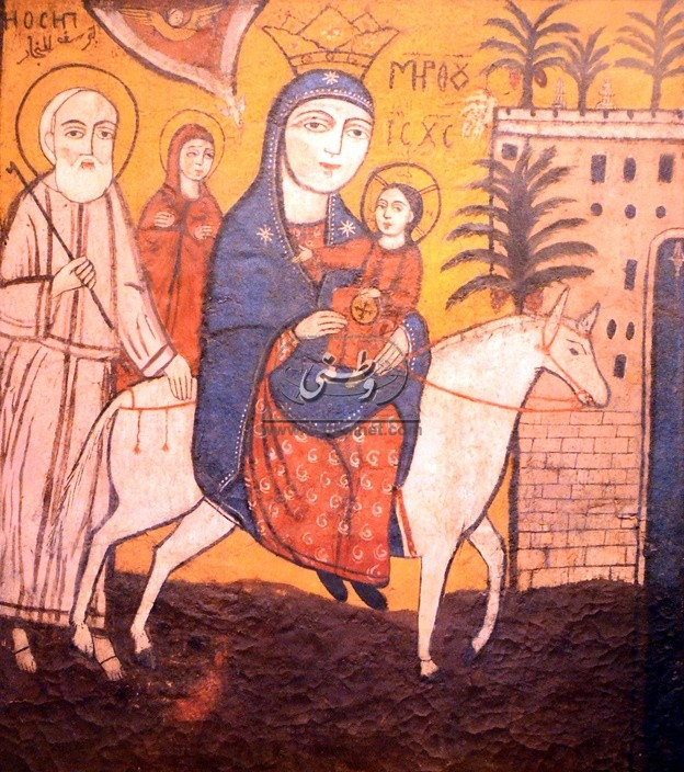 Mar-Girgis Convent produces book and documentary on Holy Family in Egypt