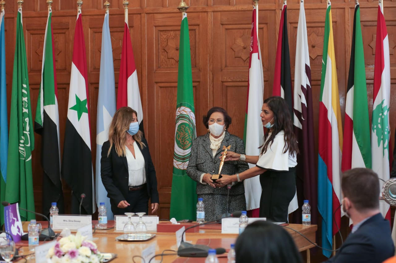 Yousriya Loza Sawiris:Egypt's Woman of Substance