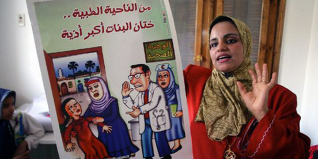 Renewing pledge to eradicate FGM