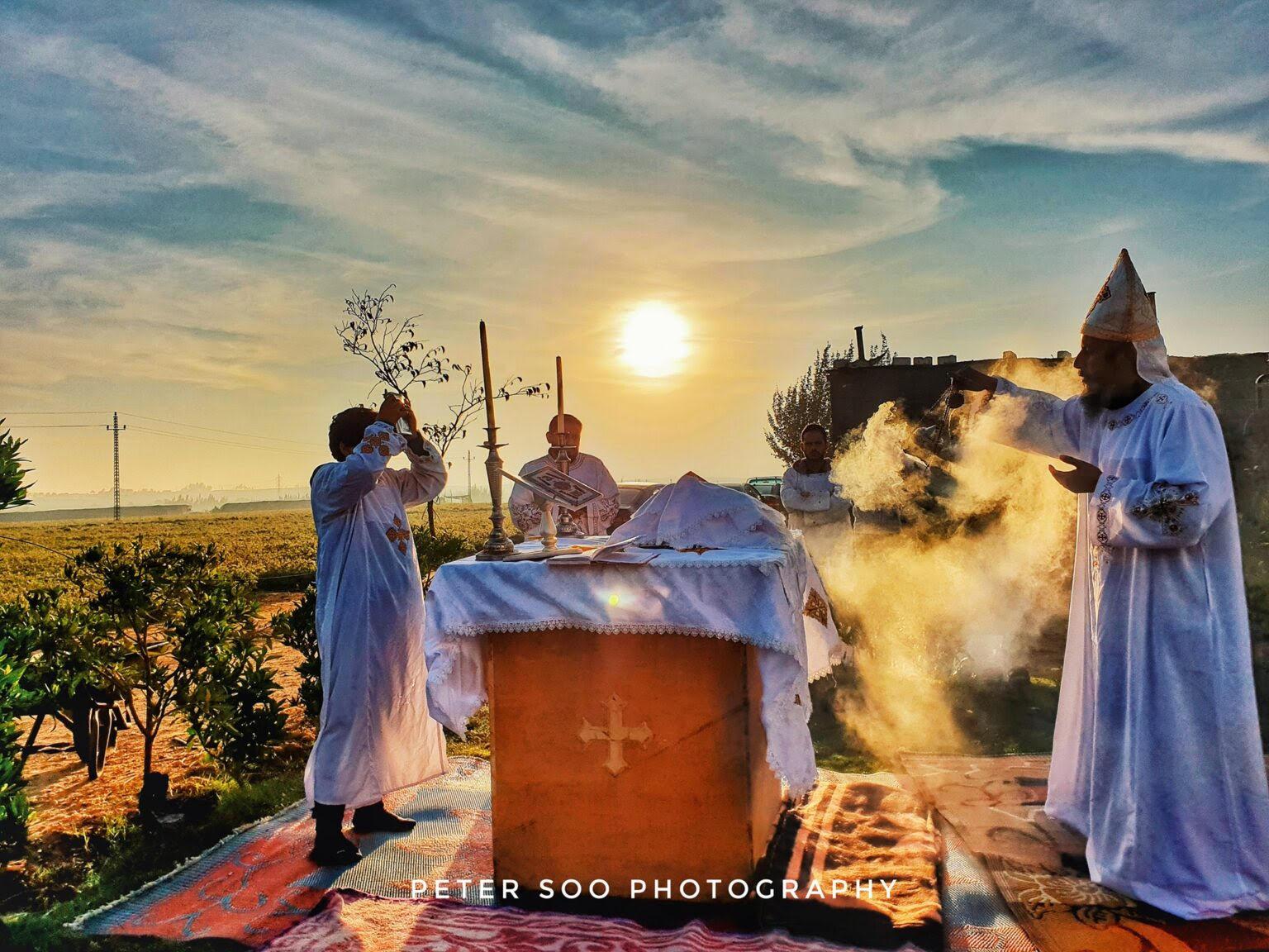 Mass in heaven