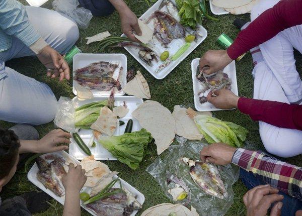 Happy Resurrection Feast and Shamm al-Nessim