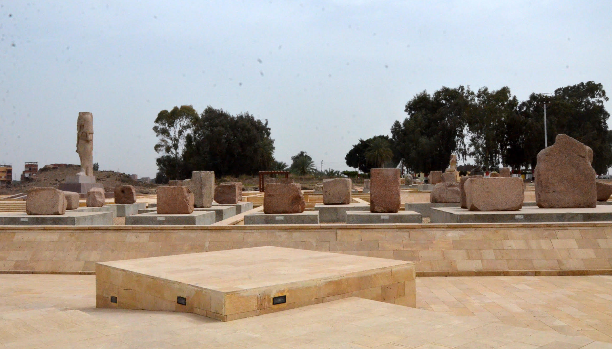 Holy Family trail in Egypt: Jesus's ankle and wellspring