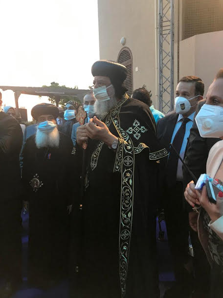 Pope Tawadros: Holy Family blessed every family in Egypt