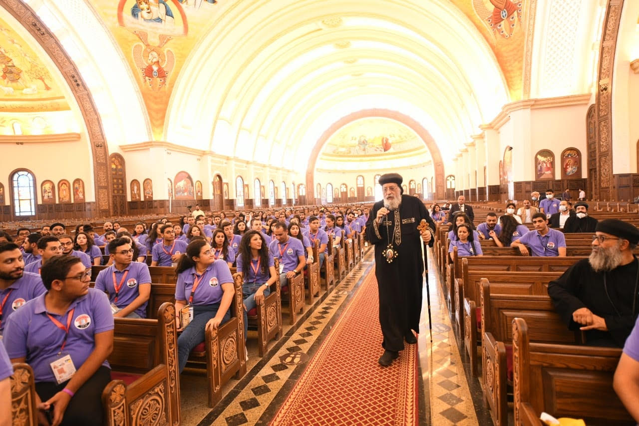 Logos Forum for Coptic Youth: JOY in roots