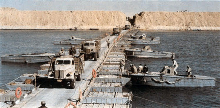 6 October 1973: Honouring two war heroes