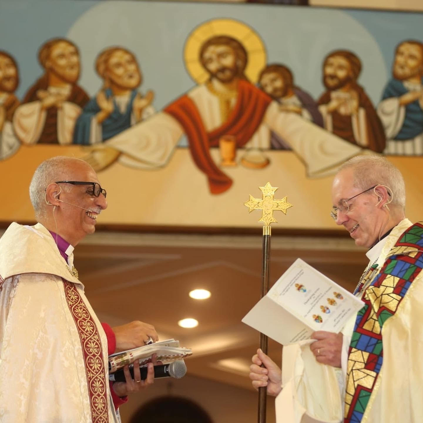 Archbishop of Canterbury launches Province of Alexandria